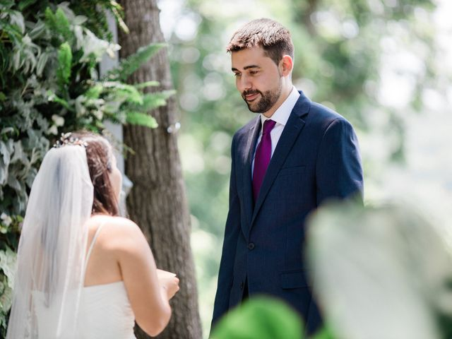 Callan and Cristal's Wedding in Stroudsburg, Pennsylvania 11