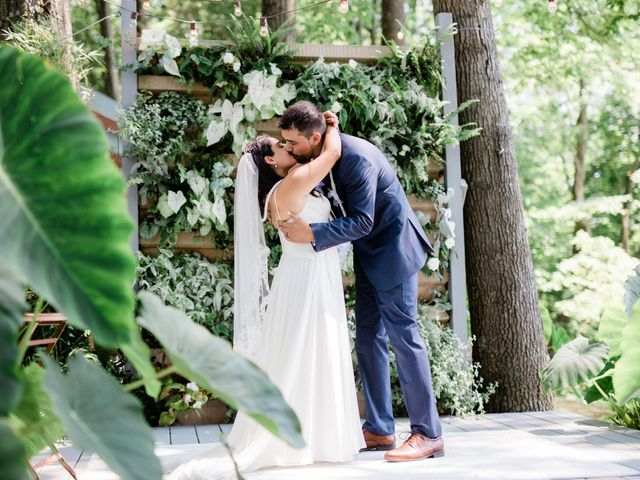 Callan and Cristal's Wedding in Stroudsburg, Pennsylvania 12