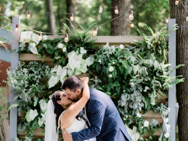 Callan and Cristal's Wedding in Stroudsburg, Pennsylvania 13