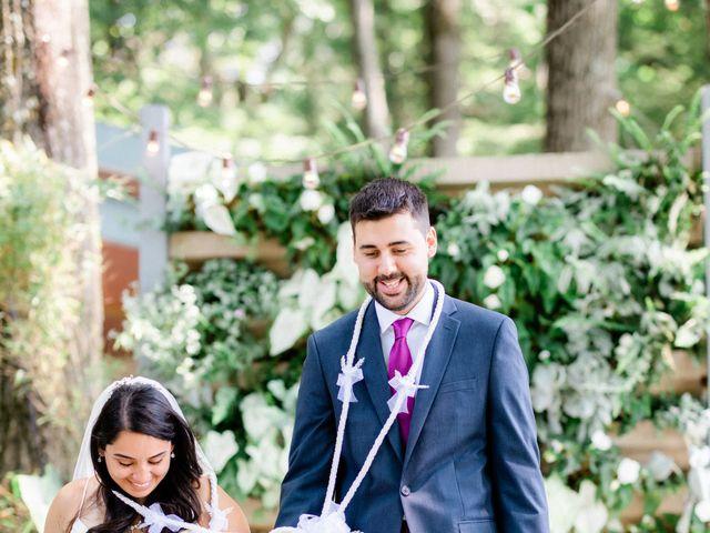Callan and Cristal's Wedding in Stroudsburg, Pennsylvania 14