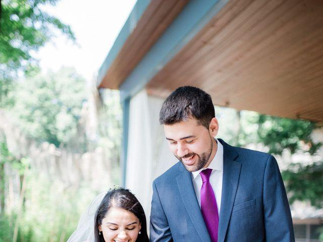 Callan and Cristal's Wedding in Stroudsburg, Pennsylvania 20