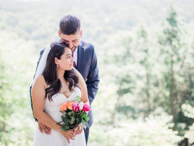 Callan and Cristal's Wedding in Stroudsburg, Pennsylvania 24