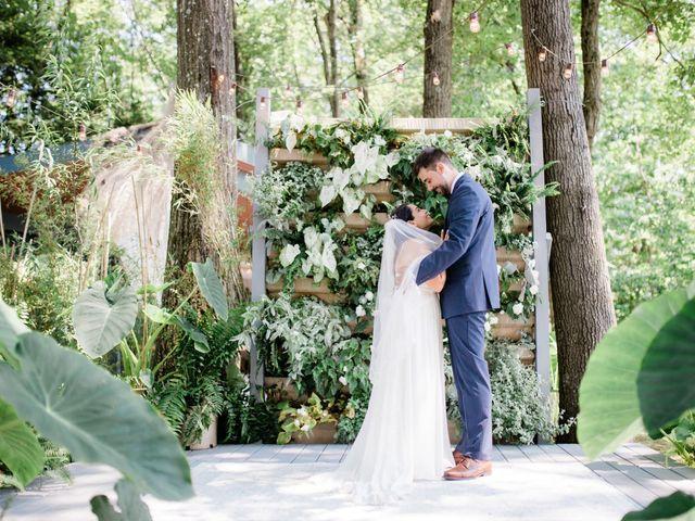Callan and Cristal's Wedding in Stroudsburg, Pennsylvania 25