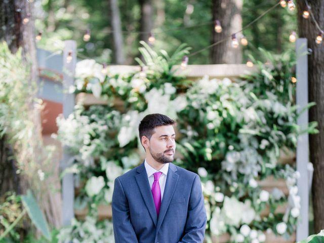 Callan and Cristal's Wedding in Stroudsburg, Pennsylvania 27