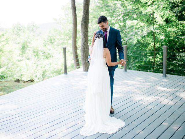 Callan and Cristal's Wedding in Stroudsburg, Pennsylvania 28