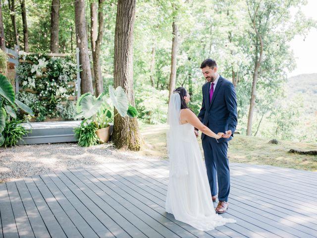 Callan and Cristal's Wedding in Stroudsburg, Pennsylvania 30
