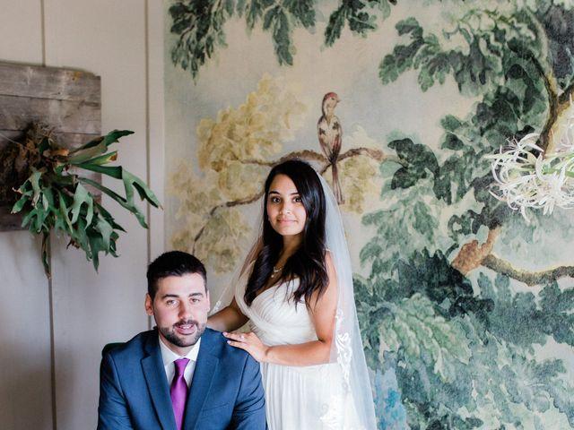 Callan and Cristal's Wedding in Stroudsburg, Pennsylvania 32