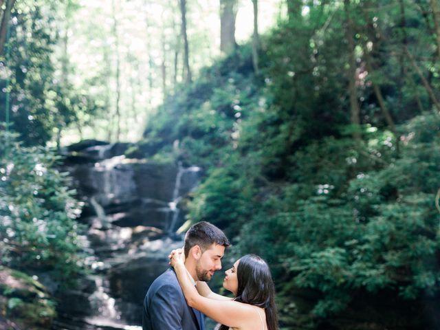 Callan and Cristal's Wedding in Stroudsburg, Pennsylvania 36