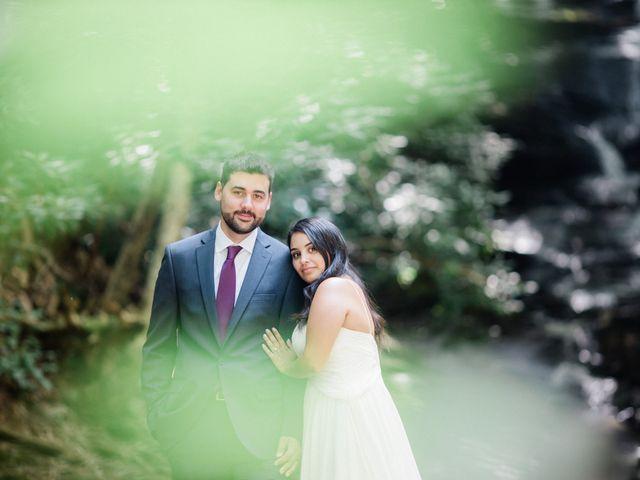 Callan and Cristal's Wedding in Stroudsburg, Pennsylvania 37