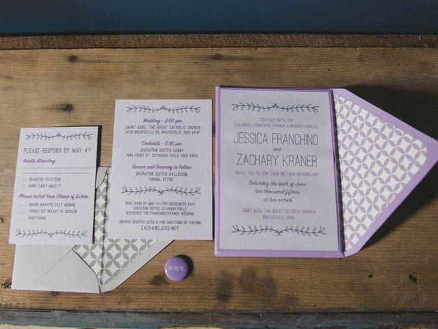 Jessica and Zachary's Wedding in Cuyahoga Falls, Ohio 2