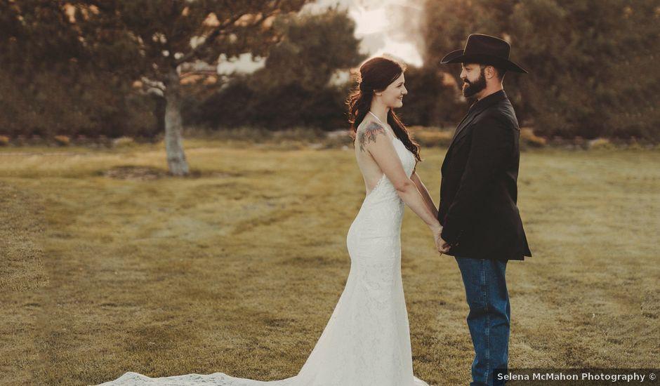 William and Jessica's Wedding in Williams, Arizona