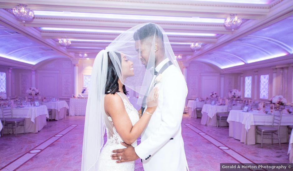 Rohan and Asha's Wedding in Mineola, New York