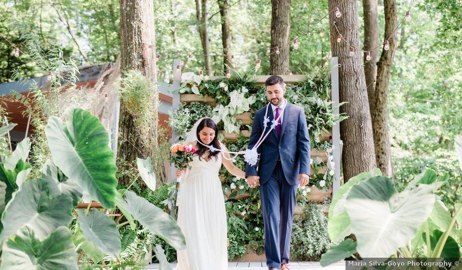 Callan and Cristal's Wedding in Stroudsburg, Pennsylvania
