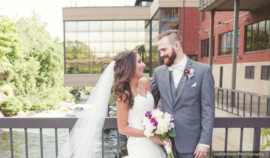 Jessica and Zachary's Wedding in Cuyahoga Falls, Ohio