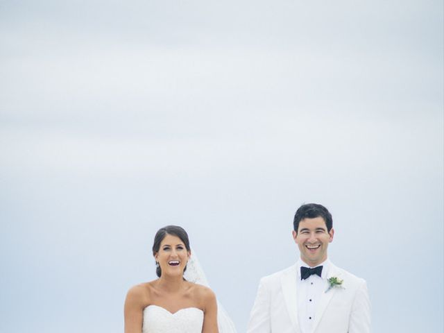 The wedding of Michael and Anna