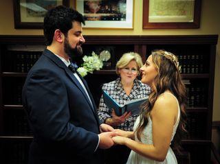 Charlie and Tali's Wedding in Boston, Massachusetts 3