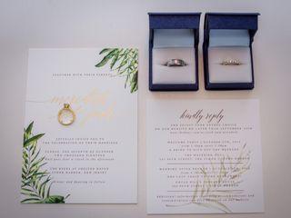 The wedding of Meredith and Josh 1