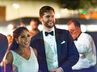 The wedding of Natalie and Mark 3
