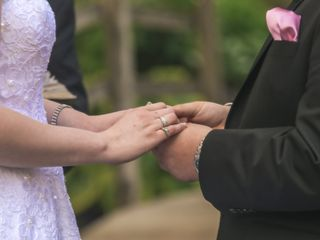 The wedding of Carly and Jake 2