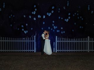 The wedding of Austin and Sierah