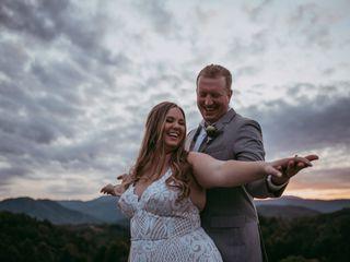 The wedding of Patrick and Savannah