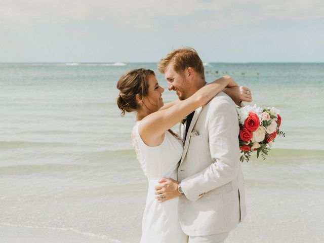 Mike and Ryan's Wedding in Marco Island, Florida 75