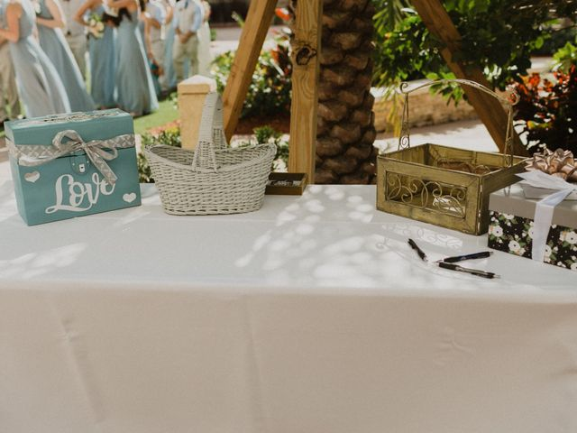 Mike and Ryan's Wedding in Marco Island, Florida 83