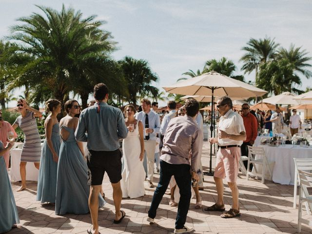 Mike and Ryan's Wedding in Marco Island, Florida 108