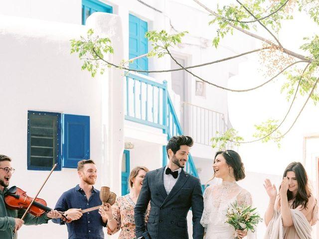 Nikolas and Sofia's Wedding in Mykonos, Greece 1