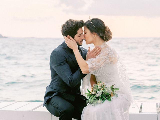 The wedding of Sofia and Nikolas