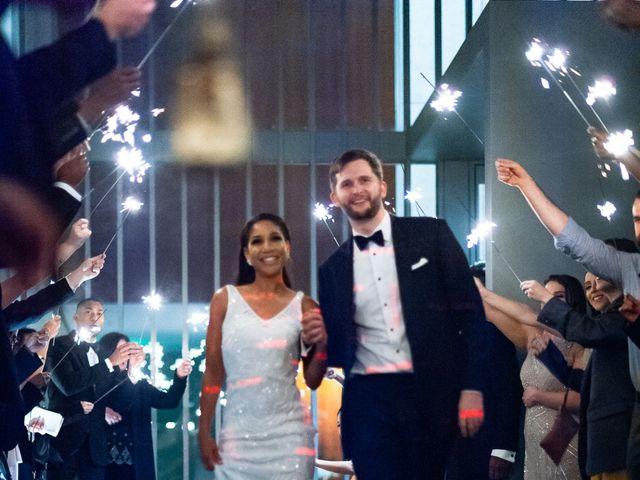 Mark and Natalie's Wedding in Houston, Texas 4