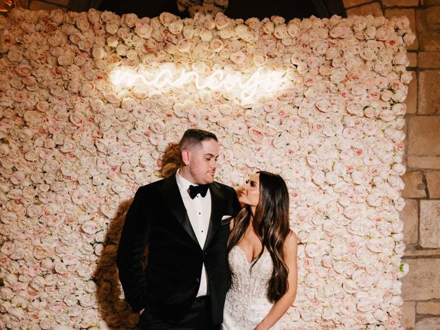 The wedding of Paiton and Christopher