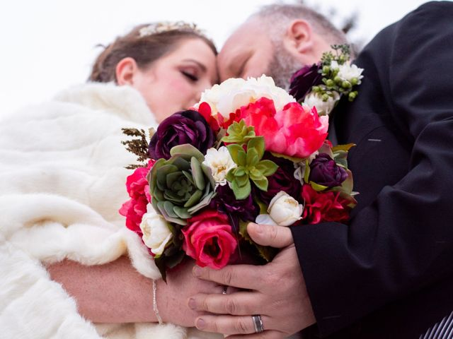 The wedding of Joe and Nealey