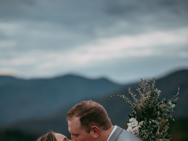 Savannah and Patrick's Wedding in Asheville, North Carolina 27