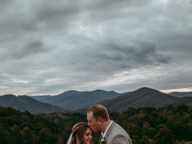 Savannah and Patrick's Wedding in Asheville, North Carolina 28