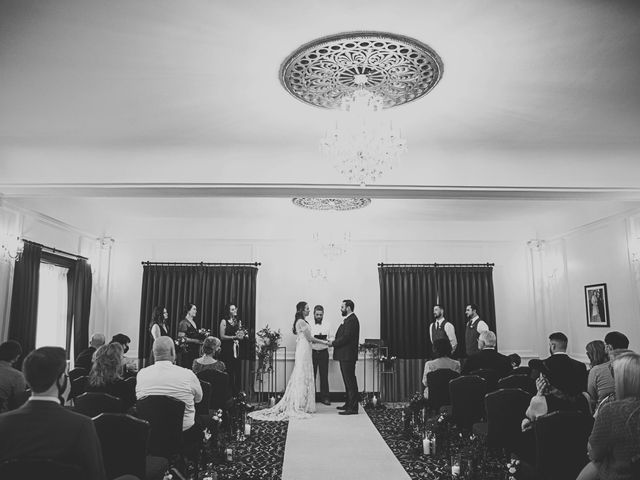Matthew and Kasey's Wedding in Fond du Lac, Wisconsin 11