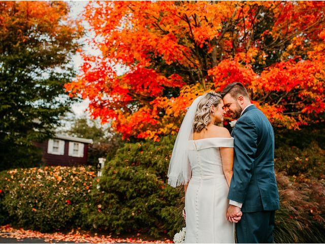 The wedding of Kaila and Bob