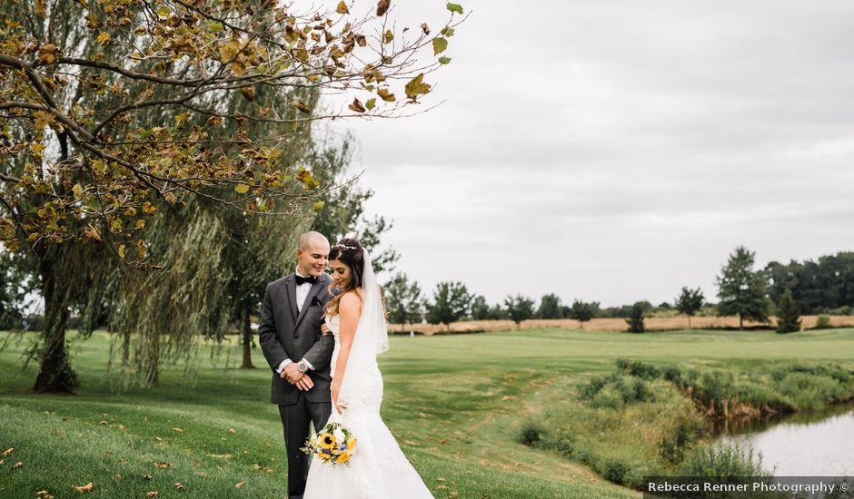Ian and Christina's Wedding in Bridgeville, Delaware