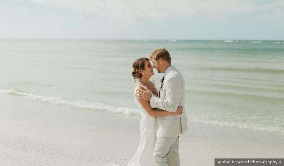Mike and Ryan's Wedding in Marco Island, Florida
