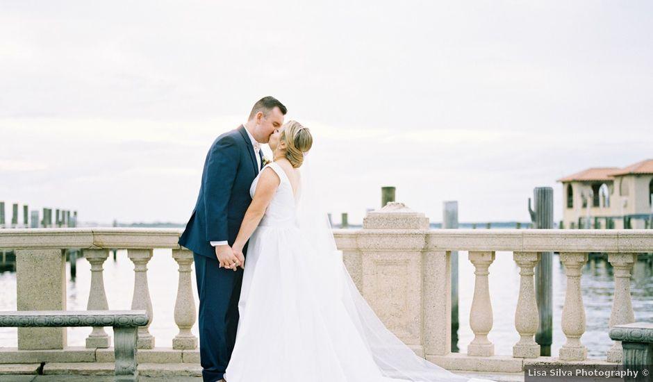 Chris and Catie's Wedding in Jacksonville, Florida