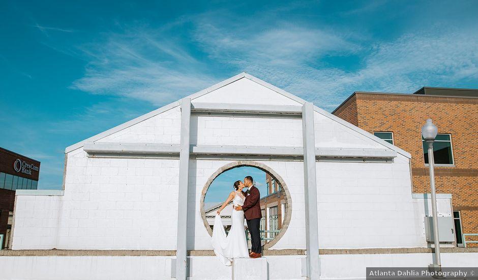 T.J. and Julie's Wedding in Wilmington, North Carolina