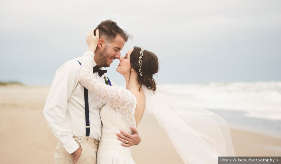 Jacob and Delsie's Wedding in Wrightsville Beach, North Carolina