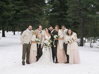 The wedding of Seth and Serena 3