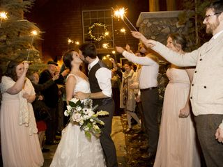 Serena and Seth's Wedding in North Bend, Oregon 27