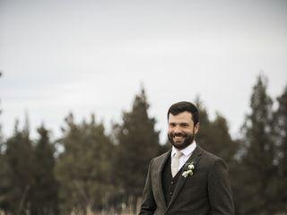 Serena and Seth's Wedding in North Bend, Oregon 9