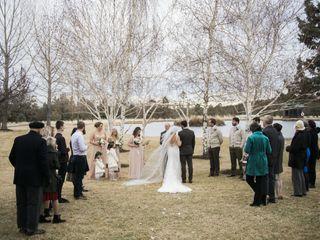 Serena and Seth's Wedding in North Bend, Oregon 14