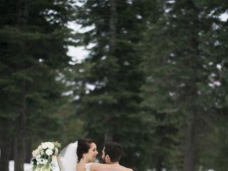 Serena and Seth's Wedding in North Bend, Oregon 19