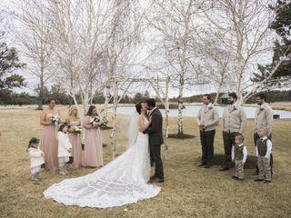 Serena and Seth's Wedding in North Bend, Oregon 16