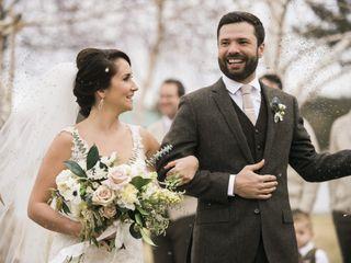 Serena and Seth's Wedding in North Bend, Oregon 17