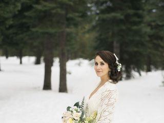 Serena and Seth's Wedding in North Bend, Oregon 7